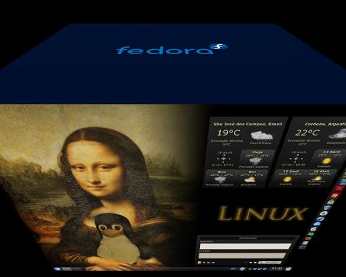 Captura de la pantalla de mi PC con KDE 4.2 usando compiz-fusion